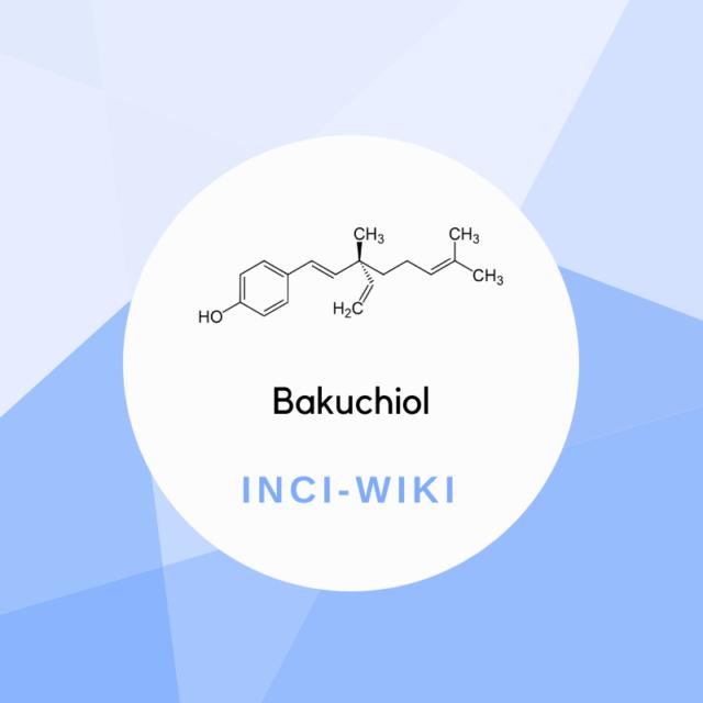 Strukturformel von Bakuchiol